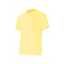 Camiseta manga corta 5010-43 amarillo claro VELILLA
