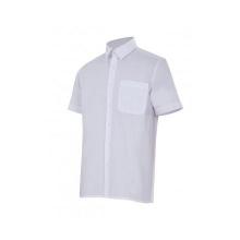 Camisa manga corta 531-7 blanca VELILLA