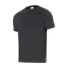 Camiseta hombre 405502-0 negra VELILLA