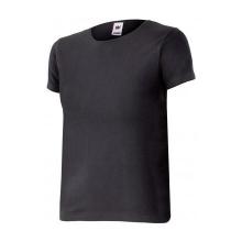 Camiseta mujer 405501-0 negra VELILLA