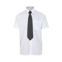 Corbata con goma y nudo hecho 52-0 negra VELILLA