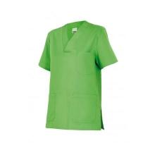 Camisola pijama de manga corta 589-25 verde lima VELILLA