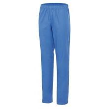Pantalon pijama sin cremallera 333-5 celeste VELILLA