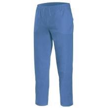 Pantalon pijama cintas 533001-5 celeste VELILLA