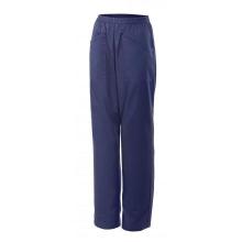 Pantalón pijama mujer 319-1 azul marino VELILLA