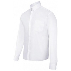 Camisa stretch hombre 405003-7 blanca VELILLA