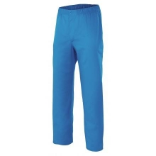 Pantalon pijama 336-5 celeste VELILLA