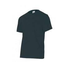 Camiseta manga corta 5010-0 negro VELILLA