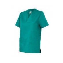 Camisola pijama de manga corta 589-2 verde VELILLA