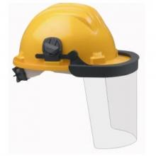 Pantalla 436 Iincolora casco amarillo CLIMAX
