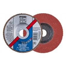 Discos de láminas lijadoras POLIFAN 125 A 80 PFERD