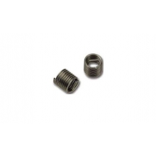 Inserto roscado M8x1,25mm inoxidable (15 unidades)
