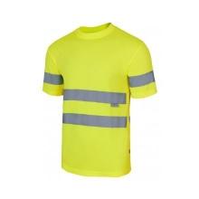 Camiseta técnica 305505-19 naranja VELILLA