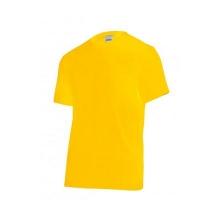 Camiseta manga corta 5010-17 amarillo VELILLA