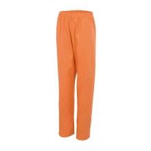 Pantalon pijama sin cremallera 333-22 naranja claro VELILLA
