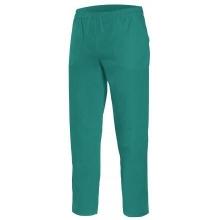 Pantalon pijama cintas 533001-2 verde VELILLA