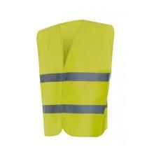 Chaleco alta visibilidad 14001-20 amarillo VELILLA