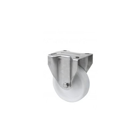 Rueda fija 2-1163 100Ømm 200kg poliamix ALEX