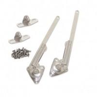 Compases para puertas de arcón NSDX Emuca fuerza 20-70 kg x cm