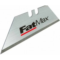Hoja cutter 63x20mm 2-11-700 trapecial Fat-Max ( blister 10 STANLEY