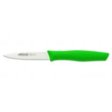 Cuchillo mondador 85mm inoxidable verde ARCOS