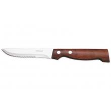 Cuchillo chuletero 110mm mango de madera ARCOS