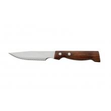 Cuchillo chuletero 120mm mango de madera ARCOS