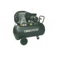 Compresor comba 2100 II 2hp 90lt monofasico c/ruedas PUSKA