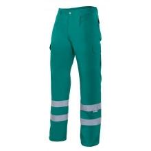 Pantalon multibolsillos 159-2 verde VELILLA