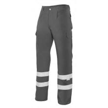 Pantalon multibolsillos 159-8 gris VELILLA