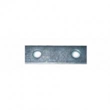Placa de union modelo 1 60mm zincado AMIG