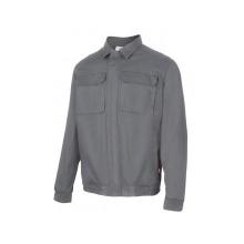 Cazadora 100% algodón 106003-8 gris VELILLA
