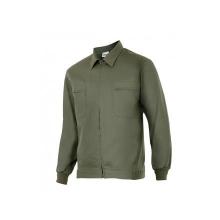 Cazadora con cremallera 61601-3 verde caza VELILLA