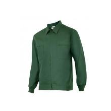 Cazadora con cremallera 61601-4 verde bosque VELILLA