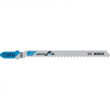 Hoja sierra de calar Aluminio T 227 D (5 uds) BOSCH