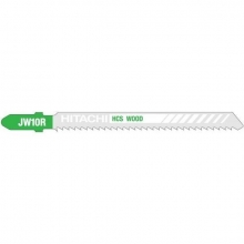 Hoja sierra de calar madera 101BR JW10R (5 uds) HIKOKI