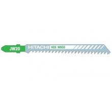 Hoja sierra de calar madera T 111C JW20 (5 uds) HIKOKI
