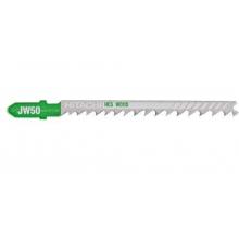 Hoja sierra de calar madera T 244D JW50 (5 uds) HIKOKI