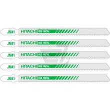 Hoja sierra de calar metal T 318B JM41 (5 uds) HIKOKI