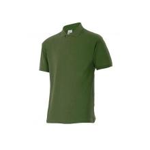 Polo manga corta 105502-3 verde caza VELILLA