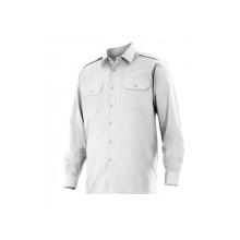 Camisa manga larga 530-7 blanco VELILLA