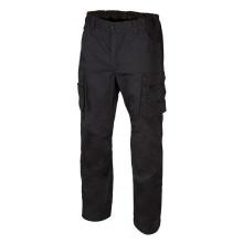 Pantalon canvas multibolsillos 103011-0 negro VELILLA