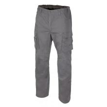 Pantalon canvas multibolsillos 103011-8 gris VELILLA