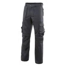 Pantalon multibolsillos Mercurio negro-0 VELILLA