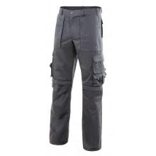 Pantalon multibolsillos Mercurio 8 gris VELILLA