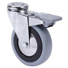 Rueda giratoria con freno A-PGA 2-1240 Ø150mm 100kg ALEX