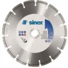 Disco diamante laser Ø115mm SINEX