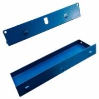 Juego de 17 soportes de herramientas para panel metalico HECO