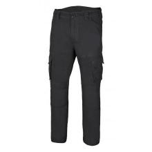 Pantalón algodón stretch 103012S-0 negro VELILLA