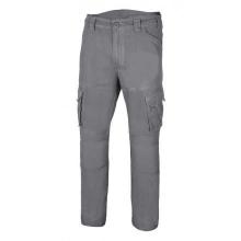 Pantalón algodón stretch 103012S-8 gris VELILLA